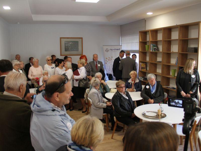 Miasto pozyskało prawie 7,5 mln zł dofinansowania dla seniorów