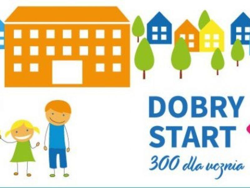 """Rządowy program """"Dobry Start"""". Od 1 lipca można składać wnioski o 300 zł na wyprawkę szkolną"""