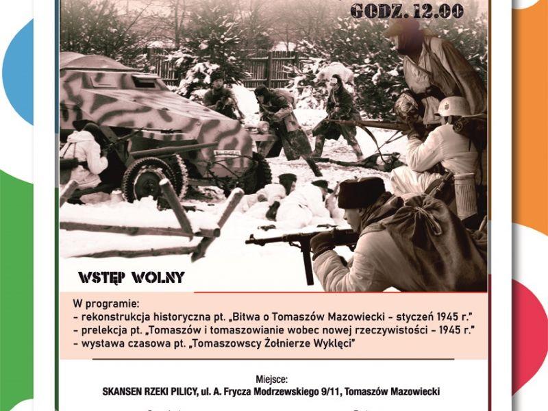 Bitwa o Tomaszów Mazowiecki ‒ zapraszamy na rekonstrukcję w Skansenie