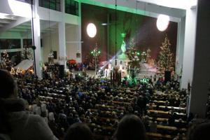 Gwiazdorski koncert kolęd ściągnął tłumy