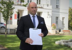 Marcin Witko, prezydent Tomaszowa Mazowieckiego