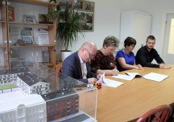 Mieszkanie TM Plus ‒ umowa z wykonawcą podpisana!