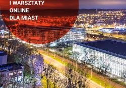 Transformacja cyfrowa a wewnętrzne potencjały miast ‒ warsztaty online