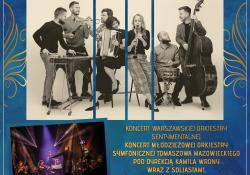 Koncert dla Seniorów – Ważne informacje!