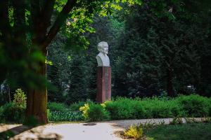 Historie Tomaszowa: dr Jan Serafin Rode