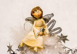 """""""Anioł z przesłaniem"""" - konkurs plastyczny dla uczniów"""