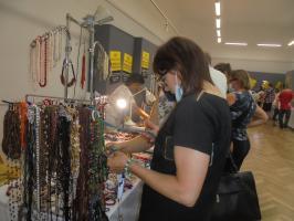 Minerały i biżuteria w muzeum