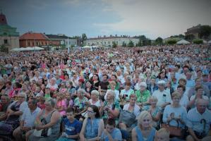 Wspaniały koncert Piotra Rubika. Historyczne wydarzenie na pl. Kościuszki [ZDJĘCIA]