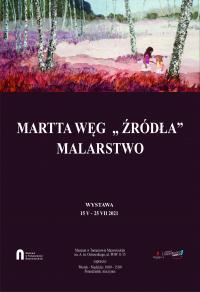 Wystawa malarstwa Martty Węg…